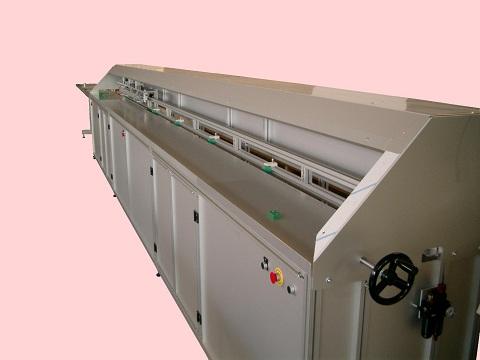ST6000 – saldatrice termica automatica. 6 mt.