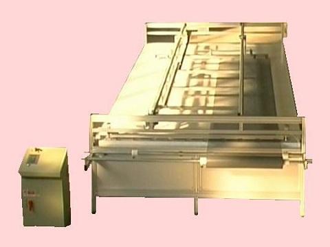 TR6000 – Banco taglio semi-automatico.