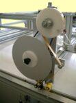 Banco da taglio automatico per zanzariere in kit da taglio